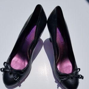 Coach poppy heels
